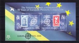 Salomonen Block 89 Mit 1230-1231 ** Postfrisch MNH #RG136 - Islas Salomón (1978-...)