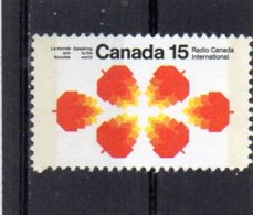 1971 Radio 15c SG684p MNH - Unused Stamps