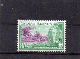 1950 GV1 Definitive Issue 1/2d MNH - Cayman Islands