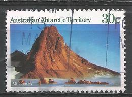 Australian Antarctic Territory 1984. Scott #L66 (U) Mont Coates * - Territoire Antarctique Australien (AAT)