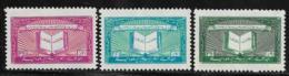 Saudi Arabia Scott # 255-7 MNH Koran,1963 - Saudi Arabia