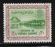 Saudi Arabia Scott # 263 Used Wadi Hanifa Dam,1963-5 - Saudi Arabia