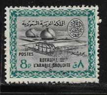 Saudi Arabia Scott # 272 Used Gas-Oil Plant,1963-5 - Saudi Arabia