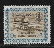 Saudi Arabia Scott # 273 Used Gas-Oil Plant,1963-5 - Saudi Arabia