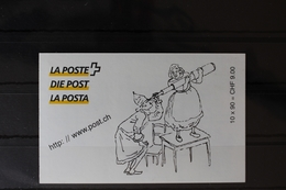 Schweiz MH 113 Mit 1675-1679 Gestempelt #RI065 - Carnet