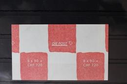 Schweiz MH 0-106 Mit 1589-1592 Gestempelt #RJ160 - Carnet