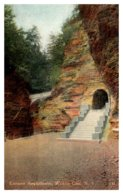 New York Watkins Glen ,  Entrance To Amphitheartre - Catskills