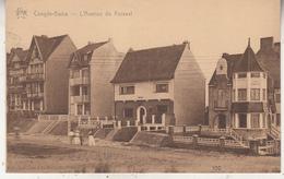 Koksijde - Coxyde-Bains - Kursaallaan - 1934 - Uitg. Star - Koksijde