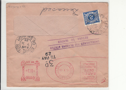 Ireland / Meter Mail / Tax / Official Mail - Irland