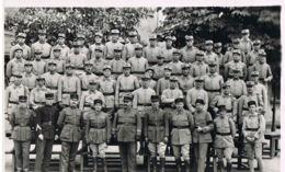 Militaria-Régiments 168 ° - Photo De Groupe - 168°- à Identifier - Paypal Sans Frais - Regimente