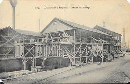 Decazeville (Aveyron) - Atelier De Criblage - Photo Th. Déjean Et Ad. Vaissié - Carte N° 369 - Decazeville