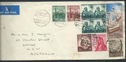 Egypt 1959 (?) Paquebot Cover Port Said To NSW Australia - Egypt