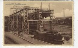 BELGIQUE - Canal Du Centre, Ascenseur N°1 De HOUDENG-GOEGNIES - Péniche (Z190) - La Louvière