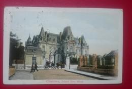 Romania Craiova Palatul Dina Mihail - Romania
