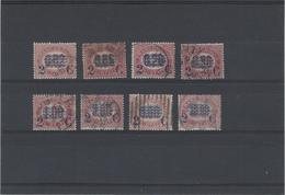 Italia Regno ,serie Completa Usata ,splendida - 1861-78 Vittorio Emanuele II