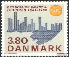 Denmark 887 (complete Issue) Unmounted Mint / Never Hinged 1986 OECD - Denmark