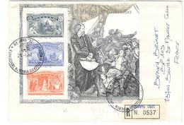 16377 - CHRISTOPHE COLLOMB - 1946-.. République