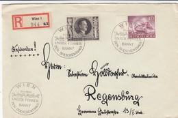 GERMANY 1943  Brief Wien - Germany