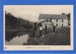 23 CREUSE - ANZEME Les Bords De La Creuse - France