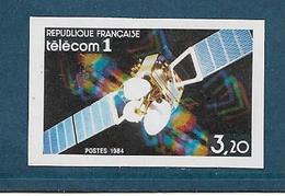 France Timbres De 1984  N°2333a  Non Dentelé Neufs ** Gomme Parfaite Cote 35€ - Nuovi