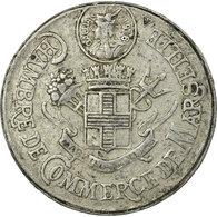 Monnaie, France, Chambre De Commerce, Marseille, 10 Centimes, 1916, TTB - Monetari / Di Necessità