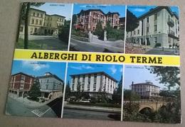 ALBERGHI DI RIOLO TERME   (54) - Alberghi & Ristoranti