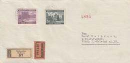 GERMANY Böhmen Und Mähren 1941 Moderschan - Germany