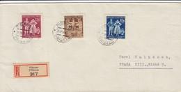 GERMANY Böhmen Und Mähren 1944 Pibrams - Germany