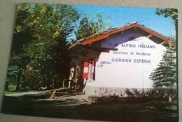 SESTOLA RIFUGIO CAI GIARDINO ESPERIA  (58) - Alberghi & Ristoranti