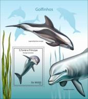 Sao Tome 2014  Fauna Dolphins - Sao Tome And Principe