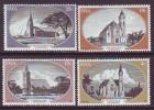 D11053 South West Africa 1978 CHURCHES RELIGION  MNH Set  - SWA Namibia Namibie - Namibië (1990- ...)