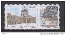 2014-N°4884** INSTITUT DE FRANCE - France