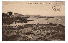 50 MANCHE - ILES CHAUSEY Village Des Blainvillais à Basse Mer (voir Descriptif) - France
