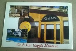 CA' DI FOS GAGGIO MONTANO  (66) - Alberghi & Ristoranti