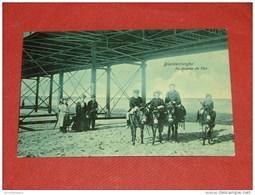 BLANKENBERGE - BLANKENBERGHE - Onder De Pier  - Au Dessous Du Pier -  1908 - - Blankenberge