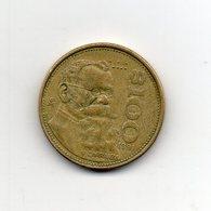 Messico - 1991 - 100 Pesos - Vedi Foto - (MW2222) - Messico