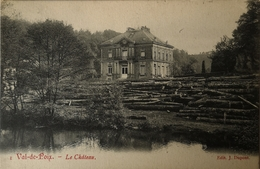 Val De Poix // Chateau 1909 Ed. J. Dupont - België