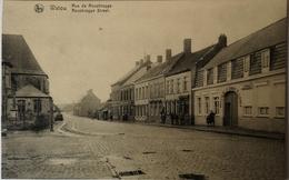 Watou (Poperinge) Rue De Rousbrugge - Brasserie Le Damier - R. Labey 19?? - België