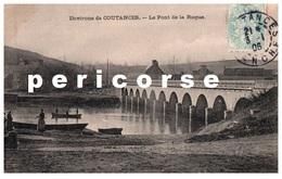 50  Environ De Coutances  Le Pont De La Roque - Coutances
