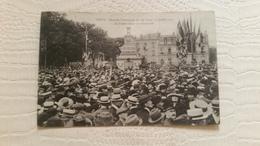 B7/rentrée Triomphale Du 20e Corps, 20 Juillet 1919 La Foule Autour Du Cenotaphe - Nancy