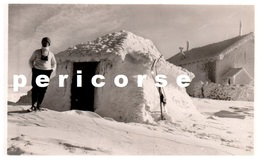 88  Le Hohneck  Le Refuge Sous La Neige - Autres Communes