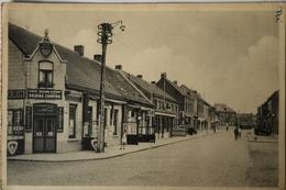 Nijlen (Ant.) Statiestraat ( Cafe Nieuwe Statie) 19?? - Nijlen