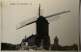 Knokke - Knocke (fotokaart) Le Vieux Moulin 19?? - Knokke