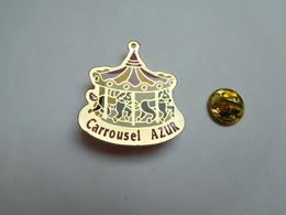 Beau Pin's , Manége , Carrousel Azur à Antibes , Alpes Maritimes - Villes