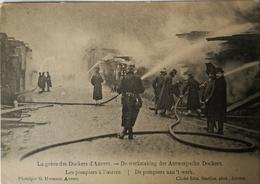 Anvers - Antwerpen // Werkstaking Der Dockers No. 2 / 19?? Ed. Bastijns - Antwerpen