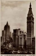 N.Y. Life And Metropolitan Life Bldgs, New York - New York City