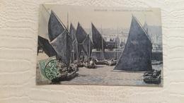 B7/la Petite Flottille Des Pêcheurs De Crevettes - Honfleur