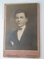 D163307 Old Photo - CDV - MIERZINSKY FERENCZ  Timisoara TEMESVAR - Persone Anonimi