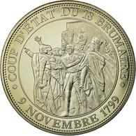 France, Médaille, Napoléon Ier, Coup D'Etat Du 18 Brumaire, FDC, Copper-nickel - France