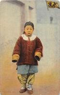 ¤¤  -    CHINE   -   Chinese Boy  -  Petit Garçon Chinois     -  ¤¤ - China